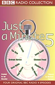 Just a Minute 5 Radio/TV Program