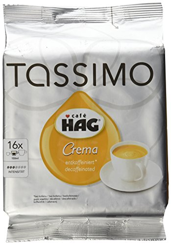 Tassimo Cafe HAG 16 Portionen