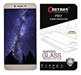 Chevron 0.3mm Pro+ 2.5D Curved Edges Premium Tempered Glass Screen Protector For LeEco Le 2