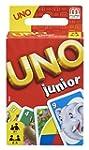Mattel Spiele 52456 - UNO Junior, Kar...