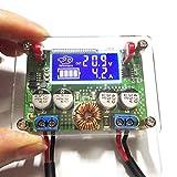 7A DC 60V Adjustable Step Down Regulator NC Power Supply Module Current Voltage Meter Buck Module - Arduino Compatible SCM & DIY Kits