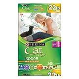 indoor cat food friskies - Purina Cat Chow Dry Cat Food, Indoor Formula, 22 Pound Bag, Pack of 1