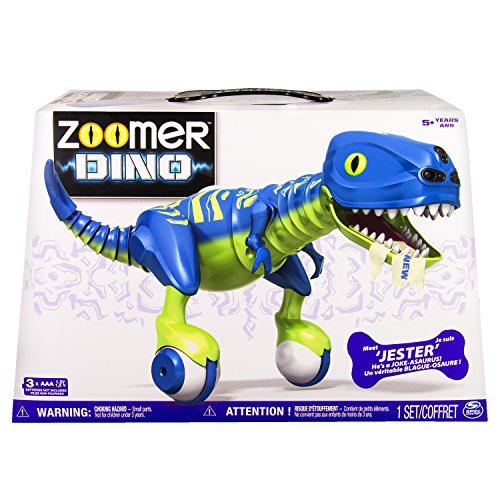 Zoomer Dino, Jester Interactive Dinosaur by Zoomer (Image #1)