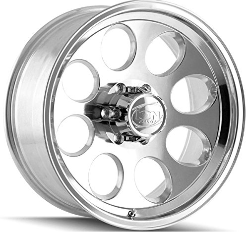 Ion Alloy 171 Polished Wheel (16×8″/6×139.7mm)