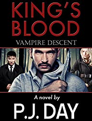 Vampire Descent (King's Blood Book 3)