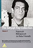 The Satyajit Ray Collection Vol. 2 3-DVD Set ( The Coward / The Saint / The Elephant God ) ( Kapurush / Mahapurush / Joi Baba Felunath ) [ NON-USA FORMAT, PAL, Reg.2 Import - United Kingdom ]