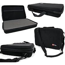 Black EVA Case with Fully-Customizable & Shock-Absorbing D.I.Y Foam Interior for Nextbase In Car Dash Cam 212 | Dash Cam 312GW Lite | Dash Cam 402G - by DURAGADGET