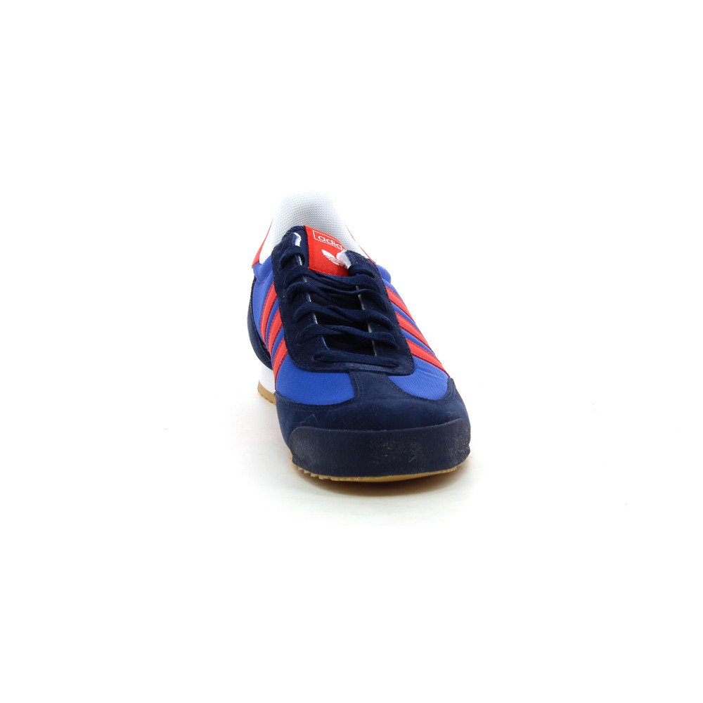 sports shoes 11b57 2ed63 Adidas Dragon - Sneakers basse, da uomo, B44295, blu, 40  Amazon.it  Sport e  tempo libero