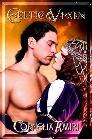 book cover of The Celtic Vixen
