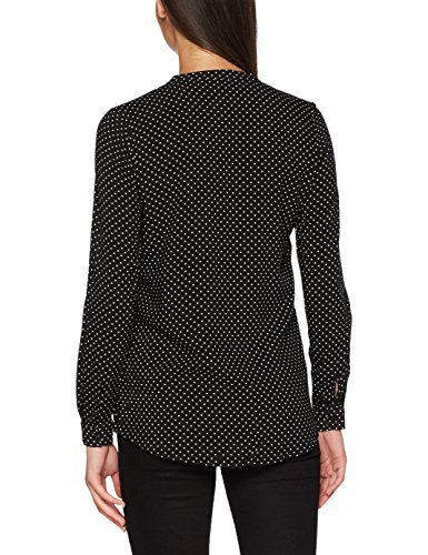 Onlfirst Femme Pocket Shirt WVN Dots Dancer Multicolore Only Noos Aop Blouse AOP Cloud LS w Black dInTxIpEq8