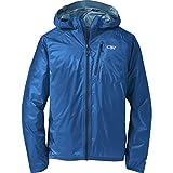 Outdoor Research Men's Helium Ii Jacket, Cobalt/Naval Blue, XL