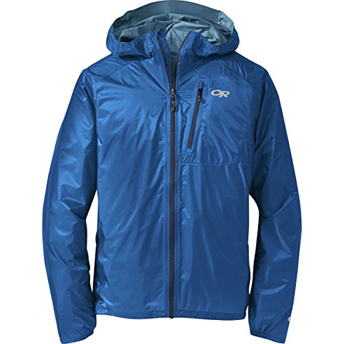 Outdoor Research Soft shell Helium Ii Jkt cobalt/naval blue