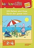 bambinoLÜK-System: bambinoLÜK: Mit Elefant und Hase durch das ganze Jahr
