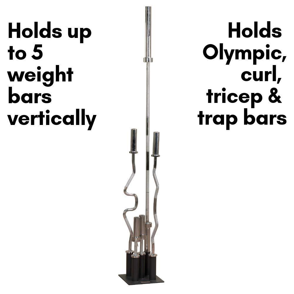 Body-Solid Olympic Bar Holder GOBH5