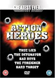 Greatest Ever Action Heroes Collection (Steelbook) [DVD]