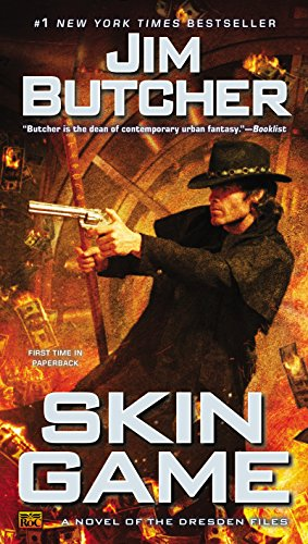 Skin Game (Dresden Files Book 15) by [Butcher, Jim]