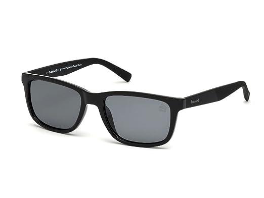 Timberland TB9125, Gafas de sol para Hombre, Negro (Shiny ...