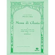 Messa Di Gloria: SATB (Orch. Acc.)