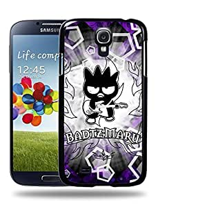 Case88 Designs Bad Badtz-Maru Collection Bad Badtz-Maru Rock Star Protective Snap-on Hard Back Case Cover for Samsung Galaxy S4