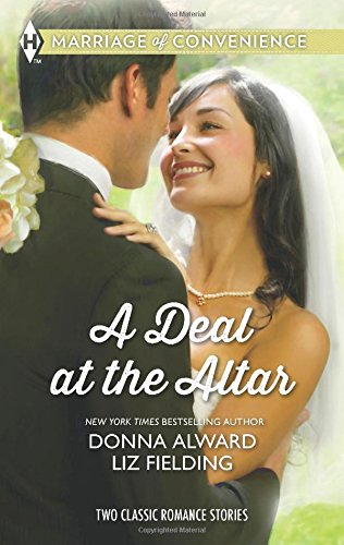 book cover of A Deal at the Altar