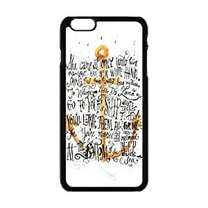 "Fayruz - Cover/Design Case For iPhone 6"" TPU Rubber Gel - Anchor"