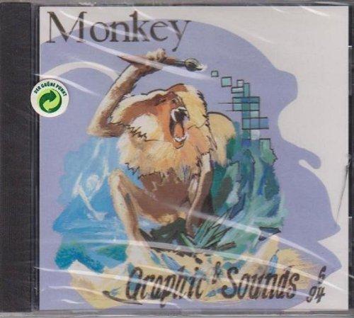 Shareware Monkey Graphic & Sound 6-94