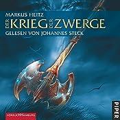 Der Krieg der Zwerge (Die Zwerge 2)   Markus Heitz