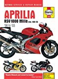 Aprilia RSV 1000 Mille (inc. RSV-R) '98 To '03, Matthew Coombs and Ken Freund, 1844252558