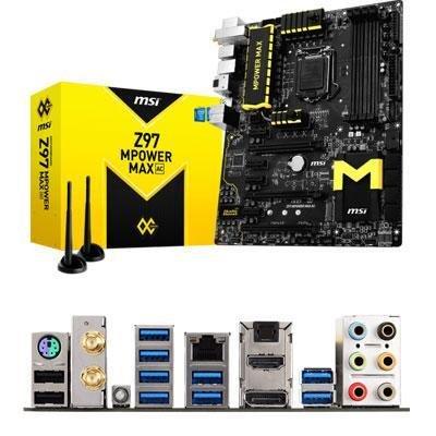 1 - Intel Z97 Mpower Max AC