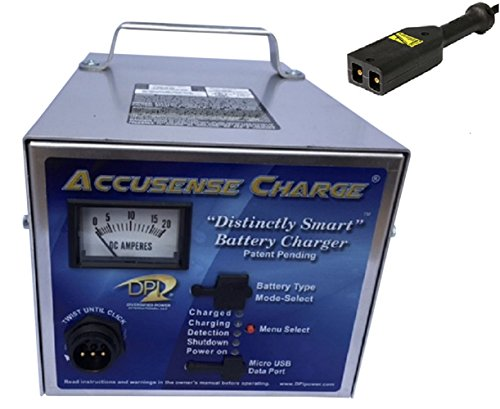 36volt 18amp Golf Cart Battery Charger for Ez-go (Cart Scooter Multi)