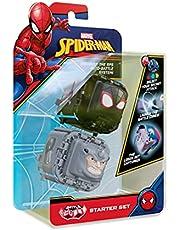 Marvel Spider-Man Battle Cube - Miles Morales VS Rhino - Battle Fidget Set