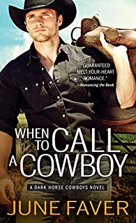 Book Cover: When to Call a Cowboy