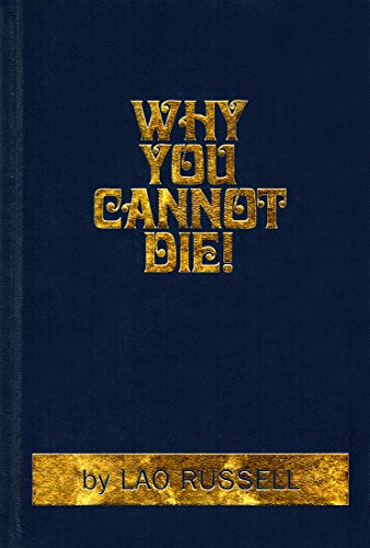Why You Cannot Die: The Continuity of Life