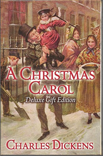 A Christmas Carol: Deluxe Silk-bound Gift Edition by Brand: Arcturus Publishing Limited