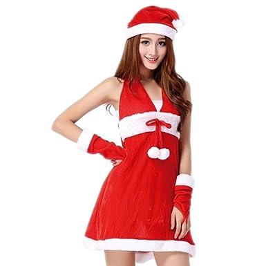 Amazon.com: Vestido sexy para mujer, disfraz de conejo ...