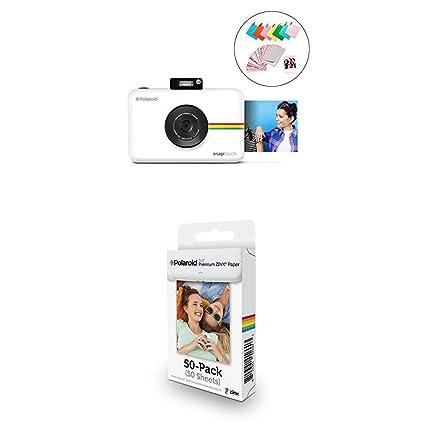 Polaroid Snap Touch 2.0 - Cámara Digital portátil instantánea ...