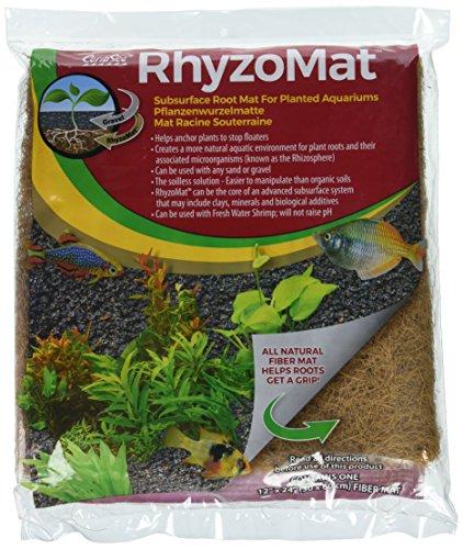 CaribSea Aquatics Rhyzomat Subsurface Root Mat, 12'' x 24'' by CaribSea Aquatics