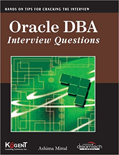 Oracle Dba Interview Questions Answers Pdf