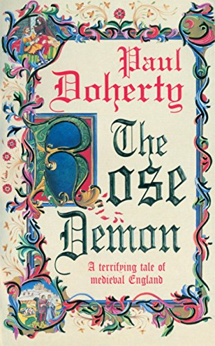book cover of The Rose Demon