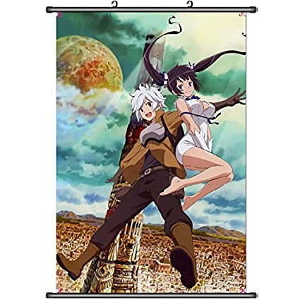 Amazon com: MXDZA Japanese Anime is It Wrong to Try to Pick