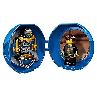 LEGO Ninjago Jay's Kendo Training Pod (853758): Toys & Games