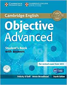 Objective advanced students book with answers with cd rom felicity objective advanced students book with answers with cd rom felicity odell annie broadhead 9781107657557 amazon books fandeluxe Gallery
