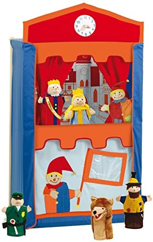 roba 6972 Kasperle Puppet Show Booth