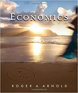 Economics roger a arnold 10th edition free download.