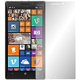 """2 x Slabo Film de protection d'écran Nokia Lumia 930 protection écran film de protection film (la taille des films est réduite à cause d'un écran bombé) """"Ultra Clair"""" invisible MADE IN GERMANY"""