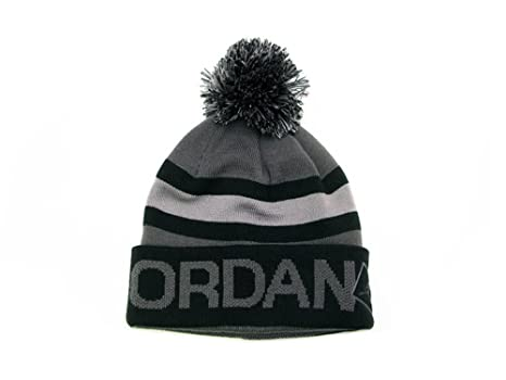 4fbc291a9d9 Image Unavailable. Image not available for. Color  Nike Jordan Boys Winter  Cuffed Beanie ...