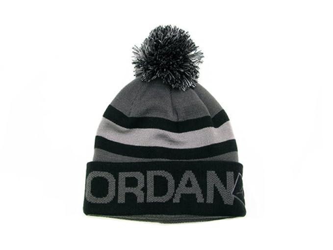 4c515894aec52 Nike Jordan Boys Winter Cuffed Beanie Size : 8/20