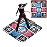 docooler NEW Non-slip Dancing Step Dance Mat Mats Pads to Pc USB