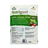 Nutrigood Low-Sugar Snax   Apple Flavor Horse