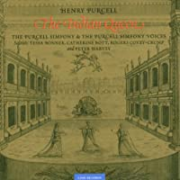 Purcell: The Indian Queen /Bonner · Bott · Covey-Crump · Harvey · Purcell Symfony & Voices · Mackintosh
